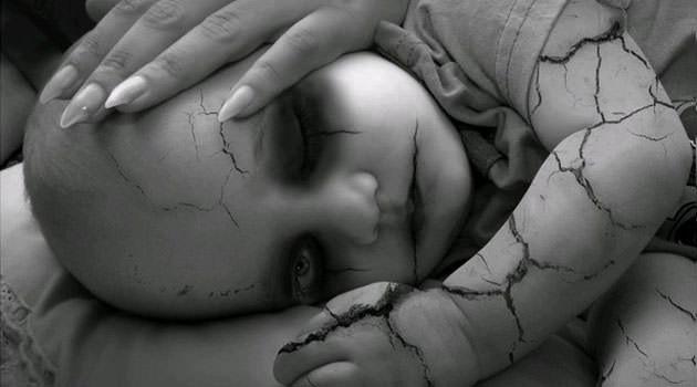 Leyenda de la bruja y el bebe
