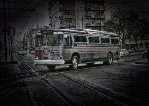 Leyenda del autobús fantasma